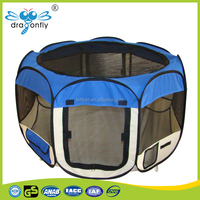 Excellent quality custom-made pet folding playpen