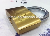 High quality solid brass lock