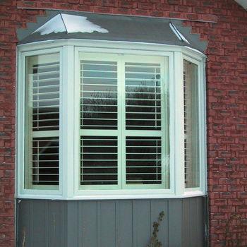 2013 new design aluminium alloy bow window buy aluminium for Bow window construction detail
