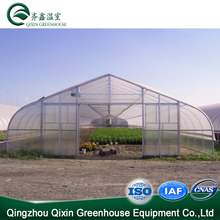 Terrific uncostly single span inflatable greenhouse
