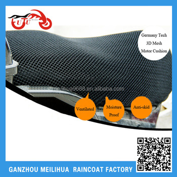Scooter riders cheap promotional sun protection motorcycle seat cover