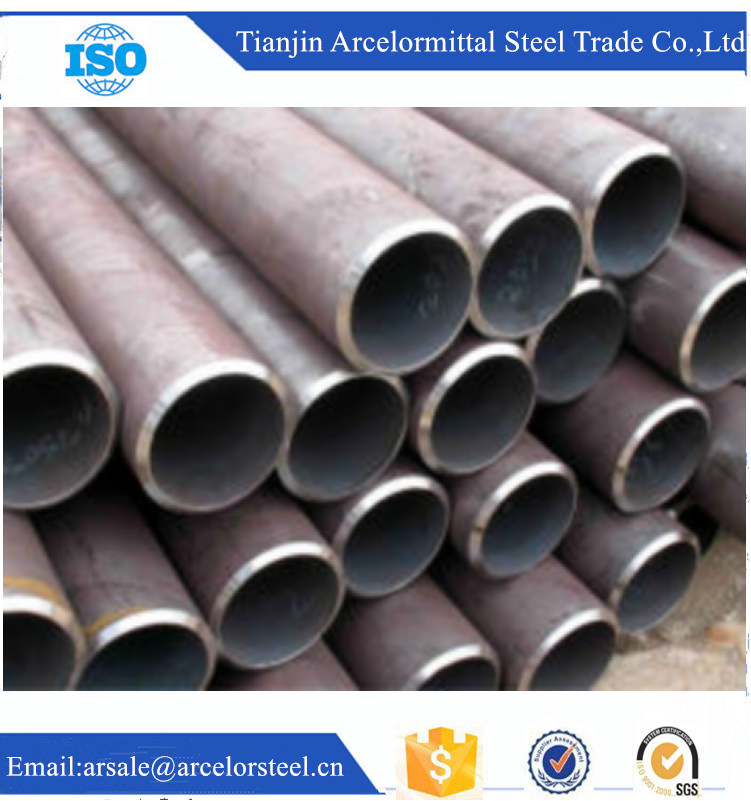 Trade Assurance ASTM A333 Gr. 3/Gr. 6 Seamless Steel Pipe for Construction Material with New Premium