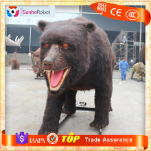 How Cool Realistic Life Size Animatronic Cave Bear It Is