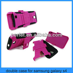 couple color cover case for samsung galaxy s4,galaxy s4 housing back cover