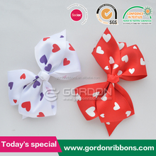 Christmas hair bow and traditional kids hair accessories set