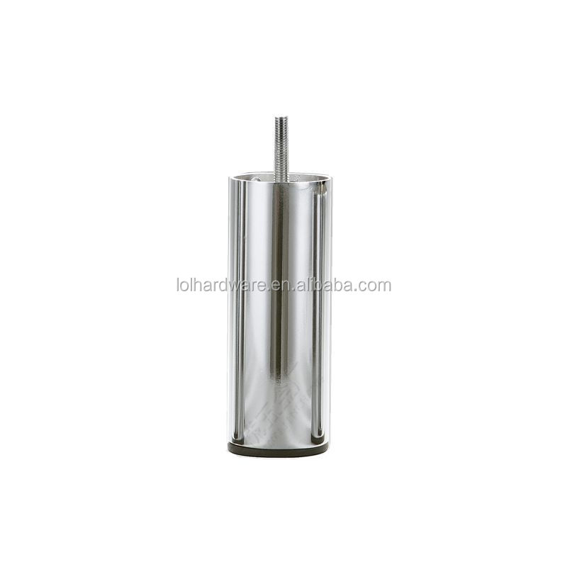Hot sell modern metal lfurniture sofa leg 60*120mm