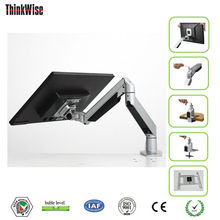 alloy swing arm lcd monitor support