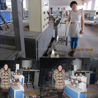 plastic extruder pp strip packing pp strapping roll making machine