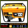 Fuel-saving Portable Gasoline Generator Set With Spare Parts