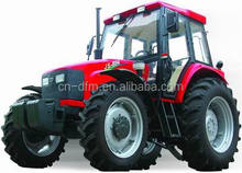 2017 China farm tractor 120hp tractors for sale in tanzania