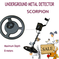 Finding Gold Nuggets, Ore Veins Machine, Gold Metal Detector Treasure Detecting Equipment TEC-Scorpion