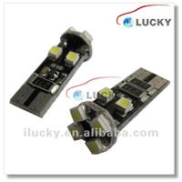 Low Power Consumption 5050 Error Free LED T10 Canbus