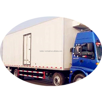 bullex/good quality meat transport small refrigerated truck body for sale