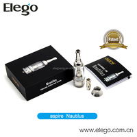 2014 Best Seller Vaporizer Original aspire nautilus atomizer