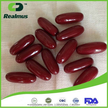 Health food Wholesale Bulk Sheep Placenta soft gel capsules
