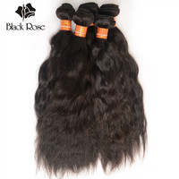 Tangle Free and No Shedding 7a Natural Wave 1b# Indian Ladies Hair Styles