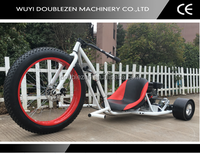 motorized drift trikes/three wheel motorcycle automatic