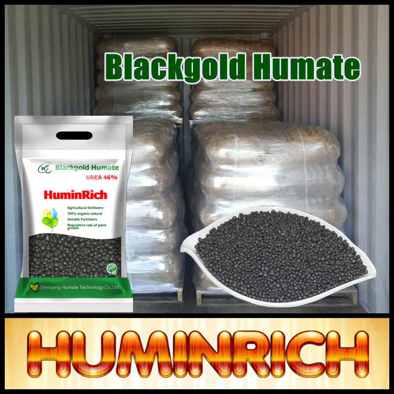 """Huminrich"" Blackgold Humate Urea Fertilizer Prices In India"