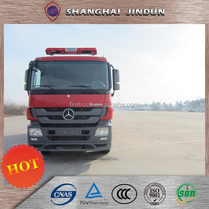 Dongfeng 4X2 3000 Liters Mini Water Fire Truck