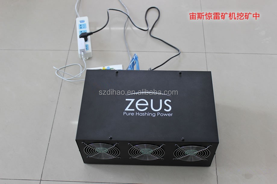 DIHAO LTC Miner 28 M New Zeus Blade Litcoin Miner Asic scrypt Miner Mining Machine in Stock!!!
