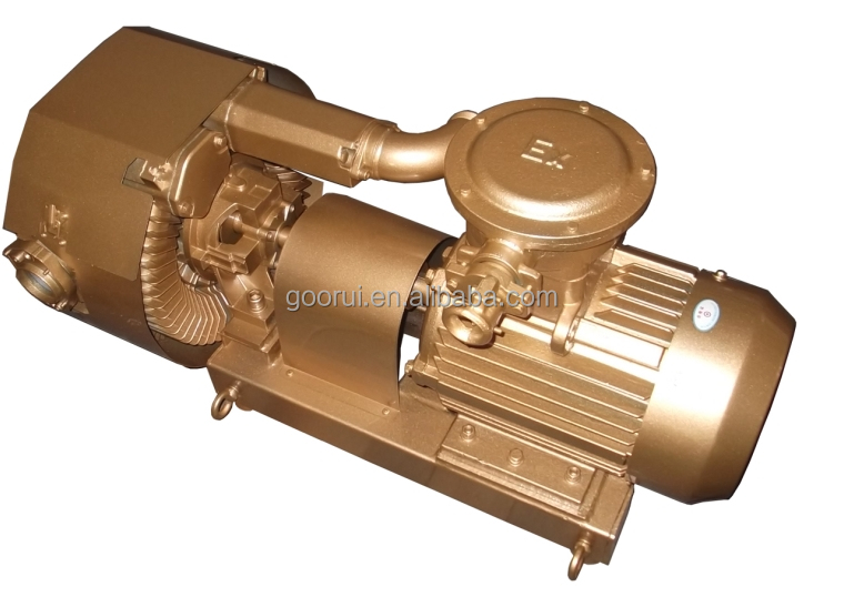 Alibaba hot sale biogas compressor