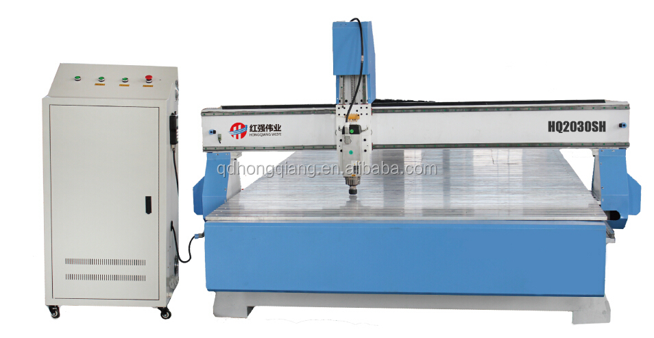 HQ2030SH wood turning cnc router engraving machine