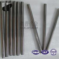Solid tungsten carbide /cemented carbide solid rods/carbide solid rods extruding precision rods solid carbide rod price