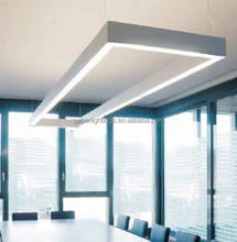 Aluminum profile t5 fluorescent lighting fixture fluorescent light fitting