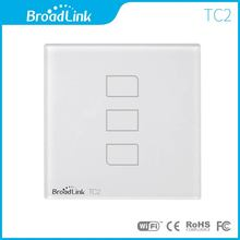 China products!Broadlink TC2 electronical switch touch wifi remote control light switch by smart phone