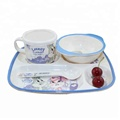 BPA Free High Quality Kids Melamine Foodware Set