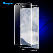 hot bend 3D curved s8 plus tempered glass