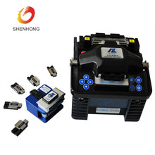 Fusion splicing machine optical fiber fusion splicer for cable welding splicing