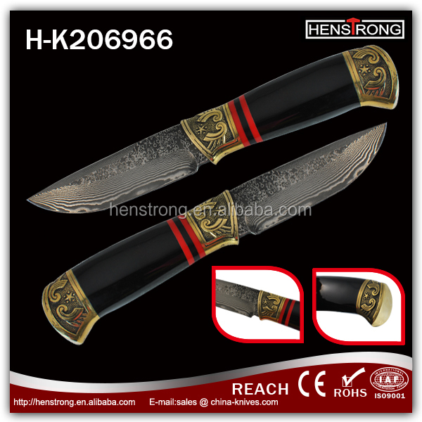 Factory directly sale High end quality handmade customized knives Hunting Knives