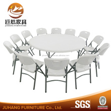 Life time hot sales good quality HDPE plastic folding chair