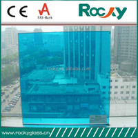 Sell high quality certificate CE ISO CCC 6.38 8.38 10.38mm colorful pvb laminated glass