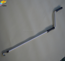wholesale cheap aluminum awning parts awning hand crank handle for retractable awning with price