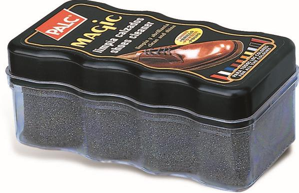 Magic Shoe Shine Sponge (Black, Brown and Colorless)