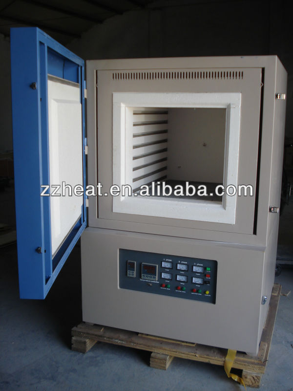 Resistance Box Electric Oven Laboratory Used
