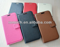 korea style leather wallet flip case for Samsung Galaxy S3 i9300