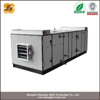 2016 China Shenglin chilled water ahu vav system
