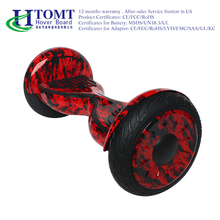 HTOMTchina 10 inch smart banlance 2 wheel hoverboard with samsung battery $100