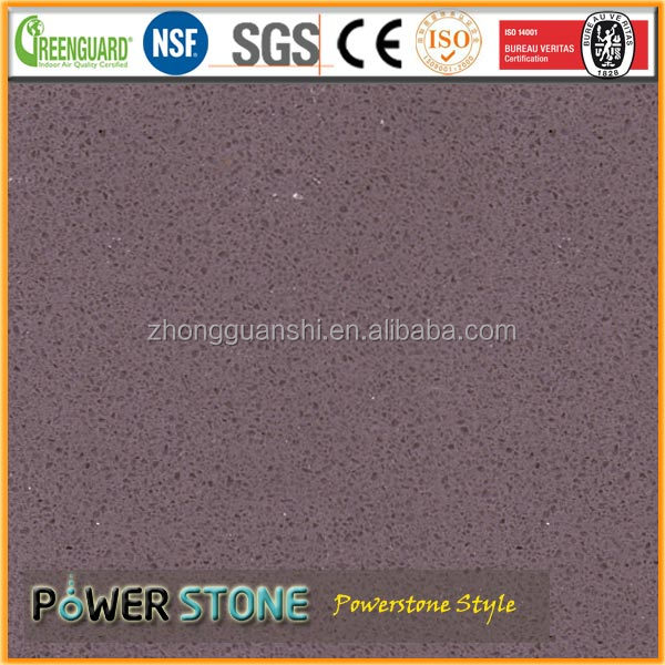 Imported Quartz stone plate from china