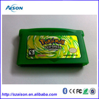 2014 Best Seller for GBA SP pokemon playing trade cards video games