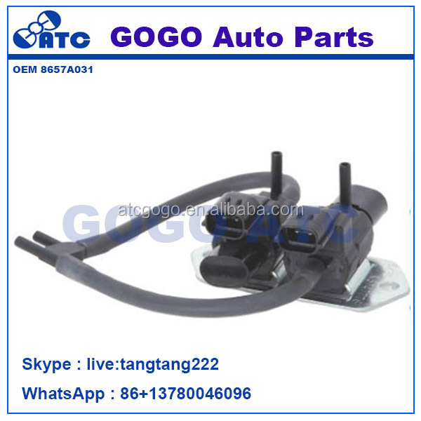 <strong>Clutch</strong> Control Solenoid Valve for Mitsubishi Montero Pajero 4 IV 3.0 3.2OEM 8657A031 K5T47776