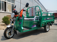 Electric cargo tricycle/electric rickshaw for cargo