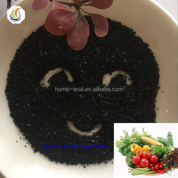 HUMIMASTER High purity Water Soluble humate potassium