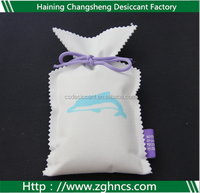 Eco friendly damp removal silica gel desiccant bag /moisture absorbent for household