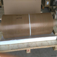 polyester teflon coated fabric high temperature teflon tape heat resistant ptfe fabric cloth