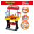 Play At Home my workshop plastic tool table battery operated super tool set toy