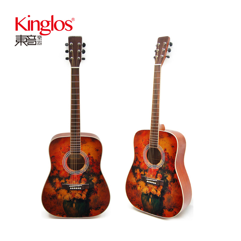 Kinglos china shanghai 6 strings guitars